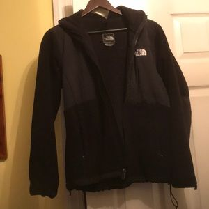 North Face Jacket with hood